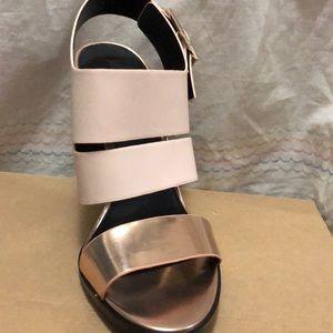 Zara open heels